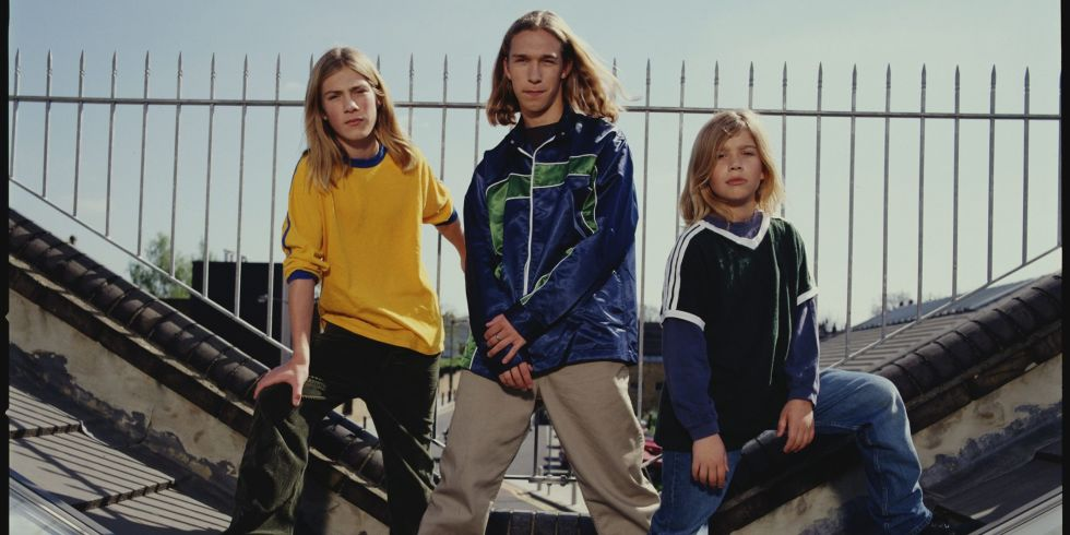 hanson9 - Years Later, the Hanson Brothers Have Grown into Elegant Dads with a Dozen Kids between Them