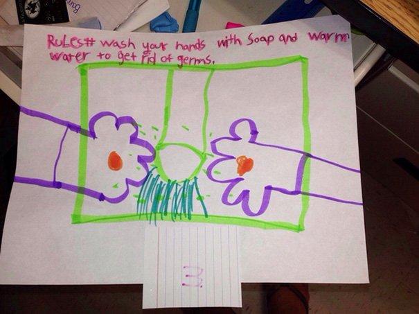 hilarious drawings 2 1 - 9 dessins d'enfants qui prennent un tout autre sens quand on est adulte