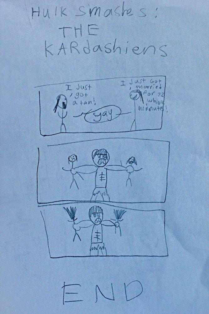 hilarious drawings 3 1 - 9 dessins d'enfants qui prennent un tout autre sens quand on est adulte