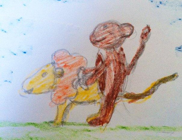 hilarious drawings 8 1 - 9 dessins d'enfants qui prennent un tout autre sens quand on est adulte