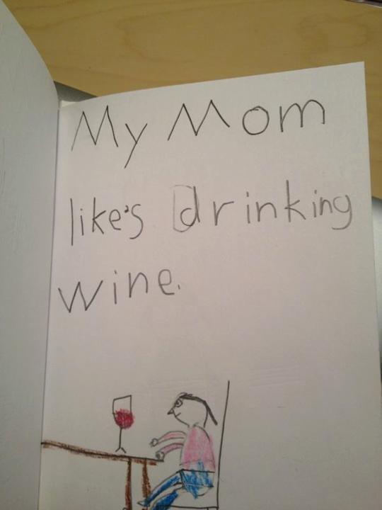 hilarious drawings 9 1 - 9 dessins d'enfants qui prennent un tout autre sens quand on est adulte