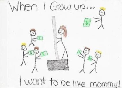 homedepot - 9 dessins d'enfants qui prennent un tout autre sens quand on est adulte
