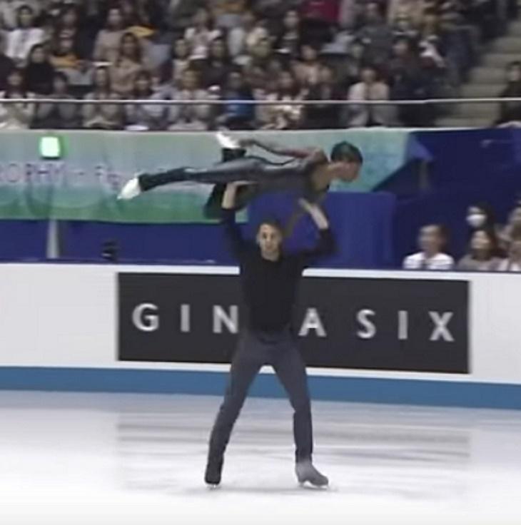 iceskating2 - La performance des français Vanessa James et Morgan Cipres en 2017 nous donne toujours des frissons!