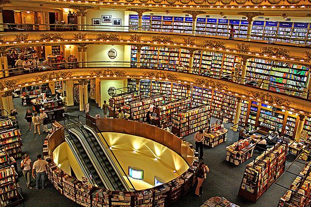 img 5a568967022c3 - 旅行時不喜歡上山下海? 12間必訪世界最大文青書店讓你流連忘返