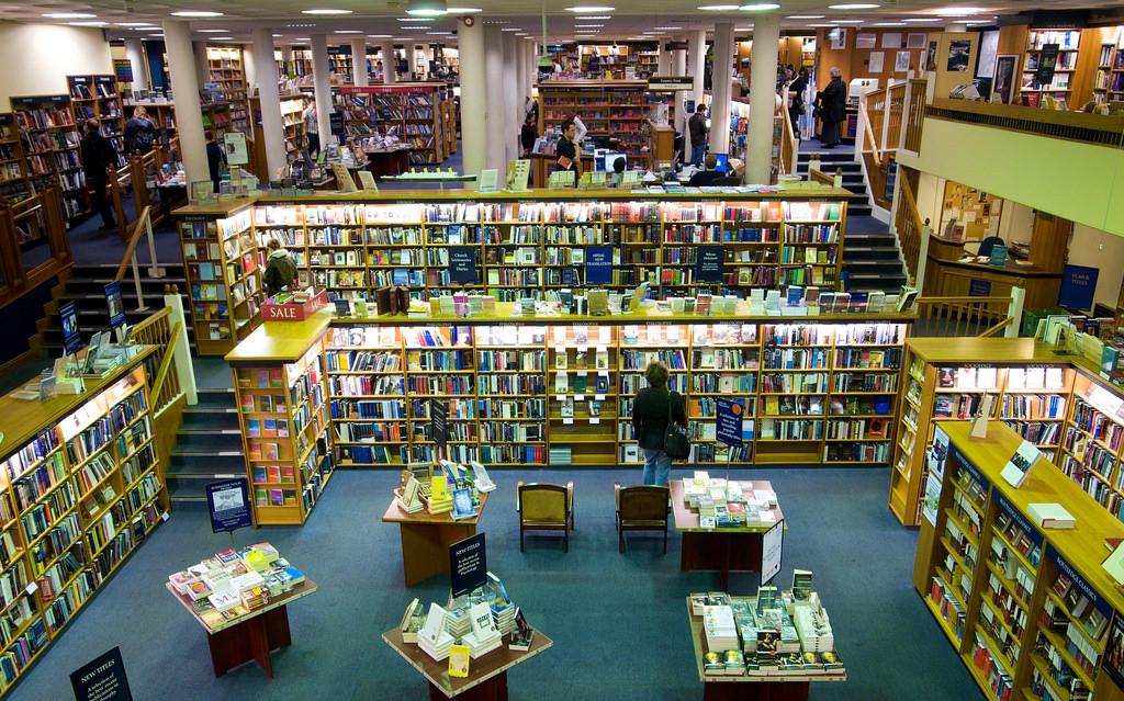 img 5a568b6cba2c6 - 旅行時不喜歡上山下海? 12間必訪世界最大文青書店讓你流連忘返