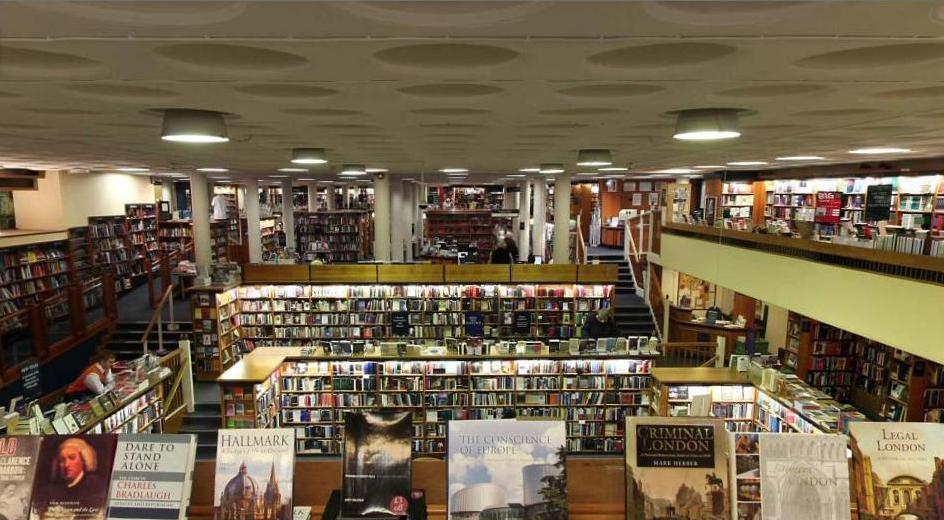 img 5a568ba65df58 - 旅行時不喜歡上山下海? 12間必訪世界最大文青書店讓你流連忘返