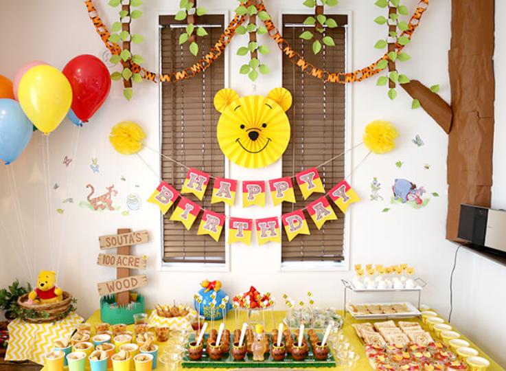img 5a576f85264a3 - 誕生日パーティーを盛り上げる部屋の飾り付けのコツ