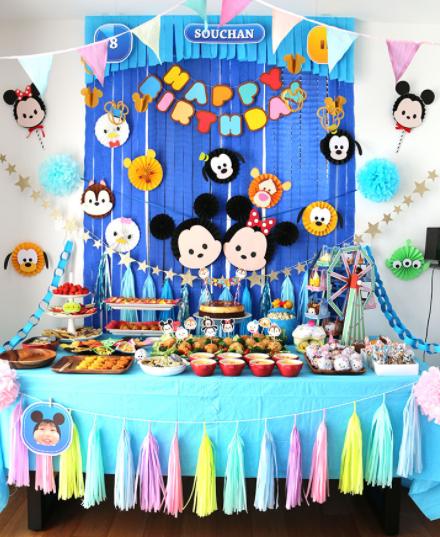 img 5a576fad95fc8 - 誕生日パーティーを盛り上げる部屋の飾り付けのコツ