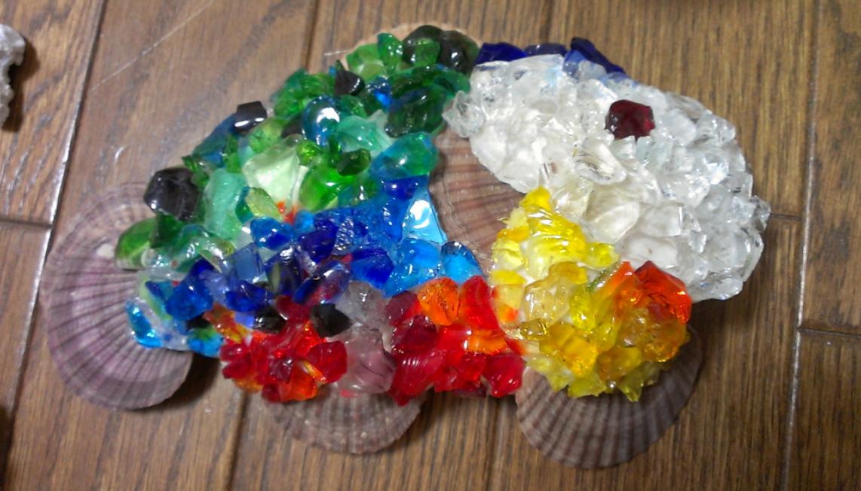 img 5a585ea5f2c45 - 超カンタン!子供の自由研究におすすめな貝殻工作!