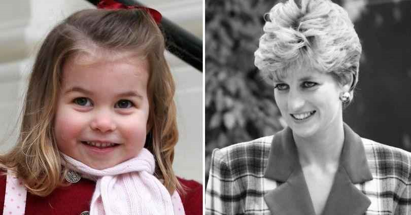 img 5a6cd302456a0 - Les fans de la famille royale remarquent une ressemblance incroyable entre la petite princesse Charlotte et sa grand-mère, Diana