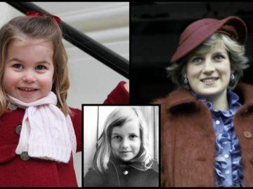 img 5a6cd39caab46 - Les fans de la famille royale remarquent une ressemblance incroyable entre la petite princesse Charlotte et sa grand-mère, Diana
