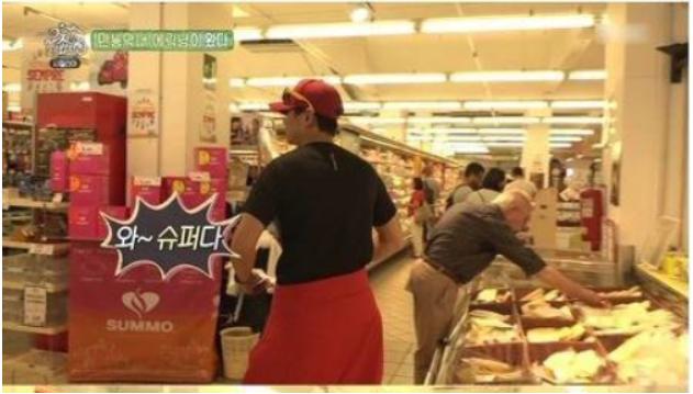 img 5a6d6c18c2bed - '복덩이 에릭남'이 예능에서 보여준 막내 활약기