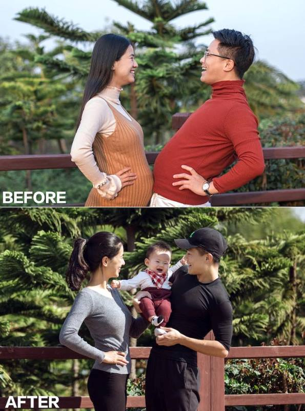 jesse5 - Chinese Family Goes On A Diet For Their New Year's Resolution -The Results Are WOW!