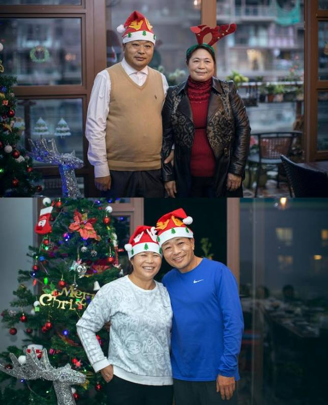 jesse6 - Chinese Family Goes On A Diet For Their New Year's Resolution -The Results Are WOW!
