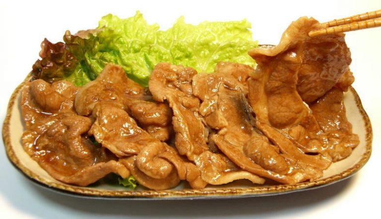 Image result for 豚肉 生姜焼き