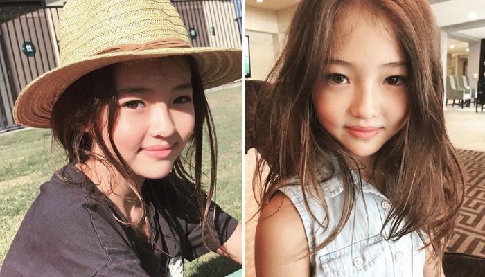m10 1 - 어린 나이에 미모 완성한 '한국계 혼혈' 키즈 모델 (사진 20장)