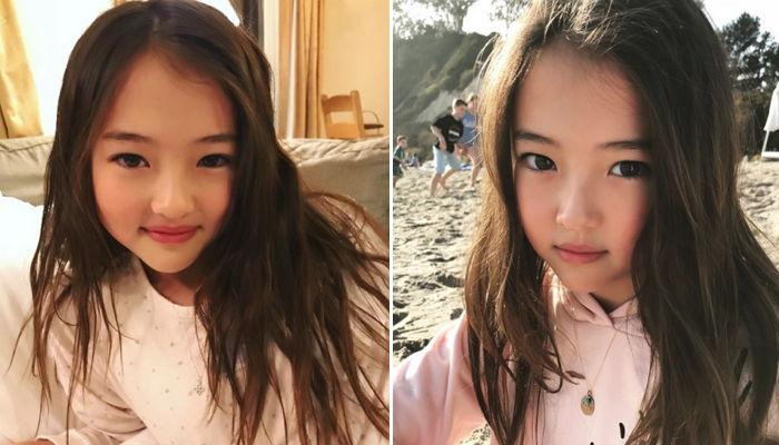 m11 1 - 어린 나이에 미모 완성한 '한국계 혼혈' 키즈 모델 (사진 20장)