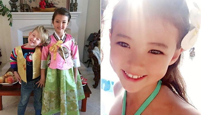 m3 - 어린 나이에 미모 완성한 '한국계 혼혈' 키즈 모델 (사진 20장)