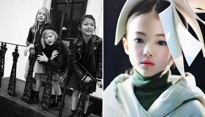 m4 - 어린 나이에 미모 완성한 '한국계 혼혈' 키즈 모델 (사진 20장)