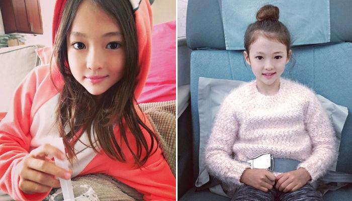 m6 1 - 어린 나이에 미모 완성한 '한국계 혼혈' 키즈 모델 (사진 20장)