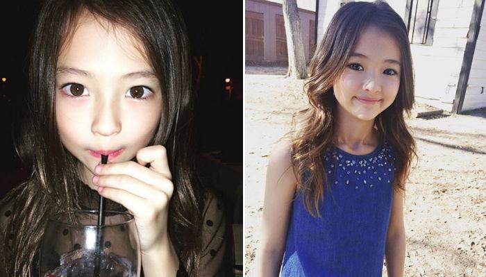 m7 1 - 어린 나이에 미모 완성한 '한국계 혼혈' 키즈 모델 (사진 20장)