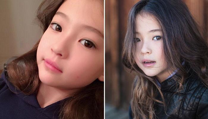 m8 - 어린 나이에 미모 완성한 '한국계 혼혈' 키즈 모델 (사진 20장)