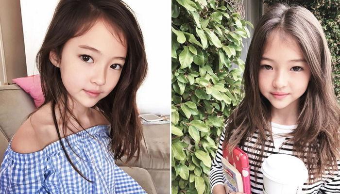 m9 1 - 어린 나이에 미모 완성한 '한국계 혼혈' 키즈 모델 (사진 20장)