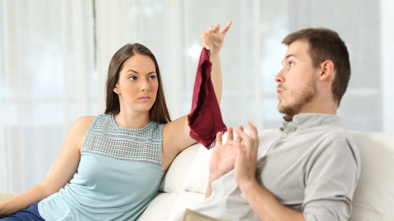 make sure your partner actually cheated - 既婚女性と独身男性のアブナイ托卵計画