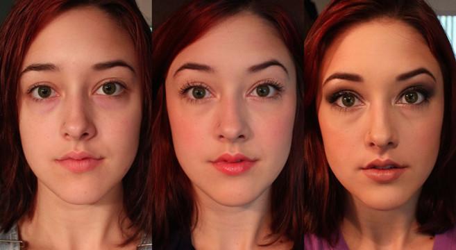 """makeup 657x360 - 男性目線で思う""""厚化粧""""と感じやすいポイントは?"""
