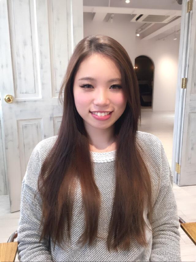 momo befor - 1日は前髪で決まる!美容院で手軽に前髪カットをしよう