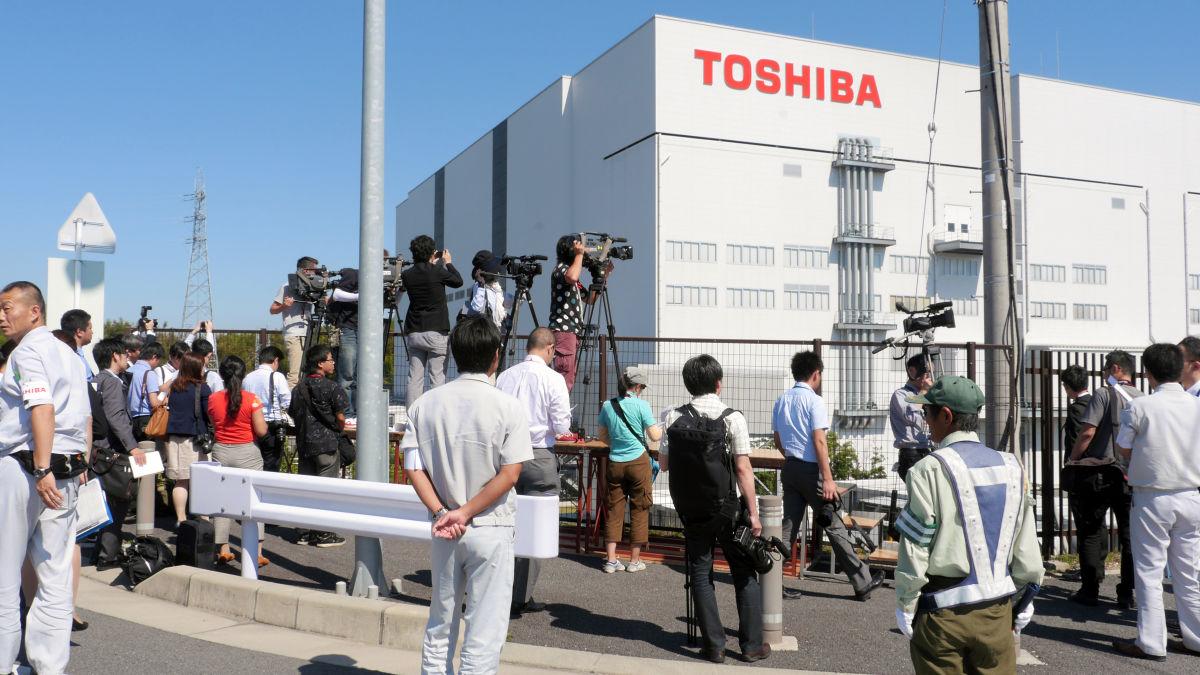 p2310090 - 東芝大分工場の社員の命運を分けた「ソニー」「東芝」の2択問題