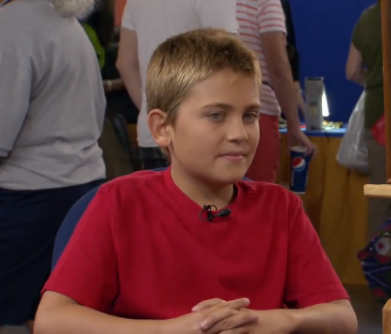 painting3 - Young Boy Buys Painting For $2, Later He Receives Incredible News About Its Real Worth