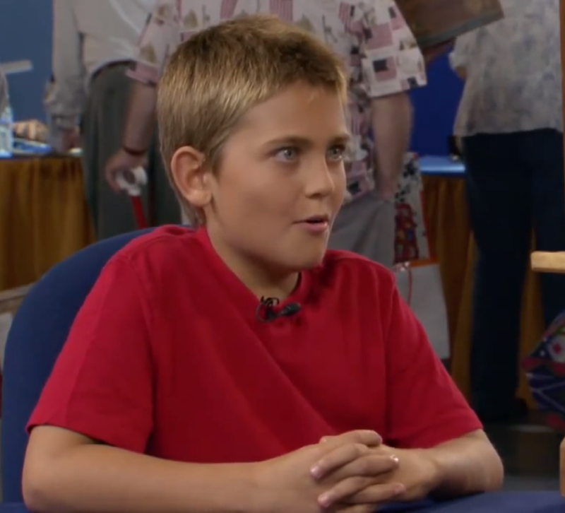 painting5 - Young Boy Buys Painting For $2, Later He Receives Incredible News About Its Real Worth