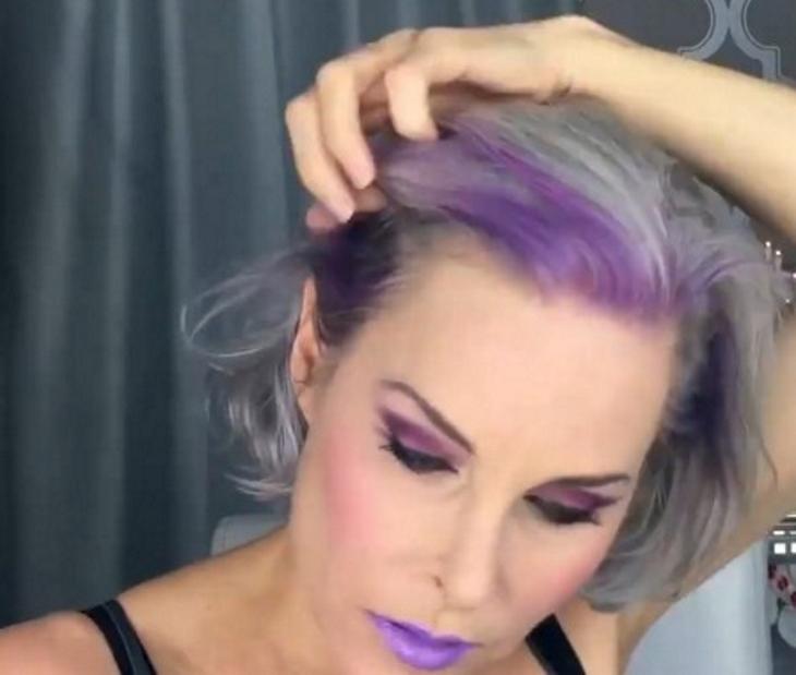 gris-uni-violet-déesse-1