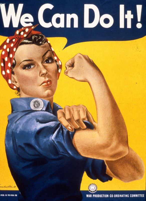 rosie - The Real 'Rosie the Riveter' Went Unknown For Seventy Years, Dead At 96