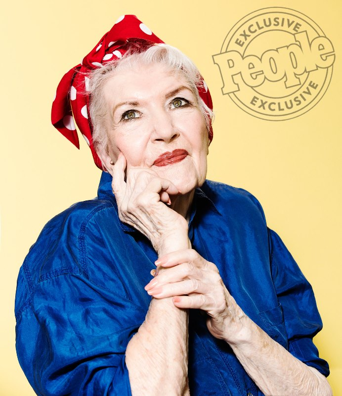 rosie4 - The Real 'Rosie the Riveter' Went Unknown For Seventy Years, Dead At 96