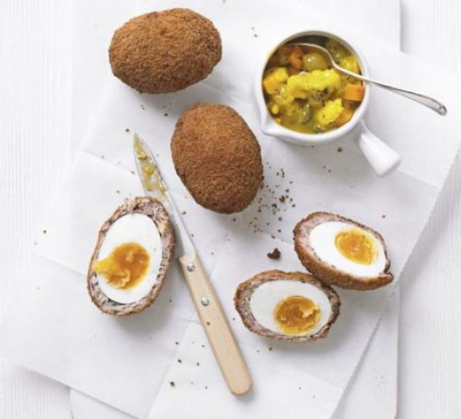 Delicious scotch eggs recipe a nutritious meal for kick starting bbcgoodfood forumfinder Choice Image