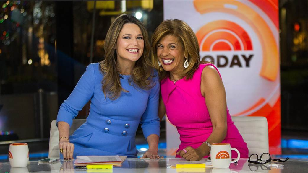 todayshow1 - 'Today' Show Finally Reveals Replacement For Disgraced Matt Lauer