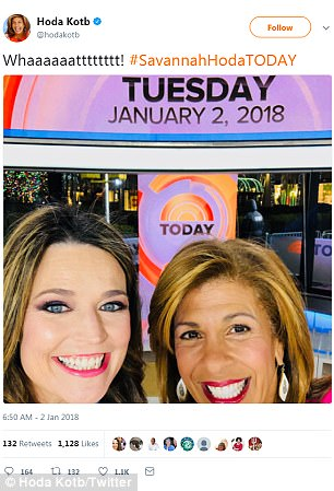 todayshow6 - 'Today' Show Finally Reveals Replacement For Disgraced Matt Lauer