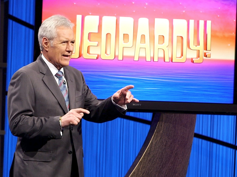 trebek - 'Jeopardy!' Host Alex Trebek Takes Leave After Surgery To Remove Blood Clots On Brain