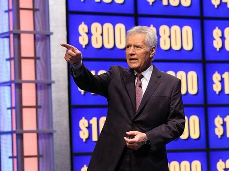 trebek2 - 'Jeopardy!' Host Alex Trebek Takes Leave After Surgery To Remove Blood Clots On Brain