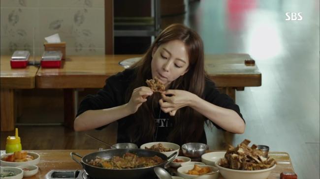 SBS '미녀의 탄생'
