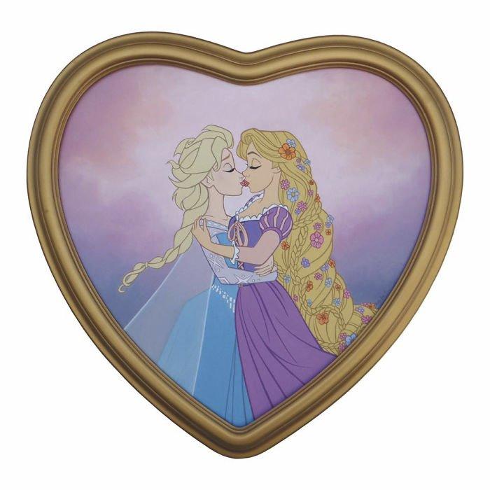 17 37 - 還我美好的童年回憶!當迪士尼卡通人物生活於現代社會中 #19 我不相信白馬王子都是整形來的~(泣)
