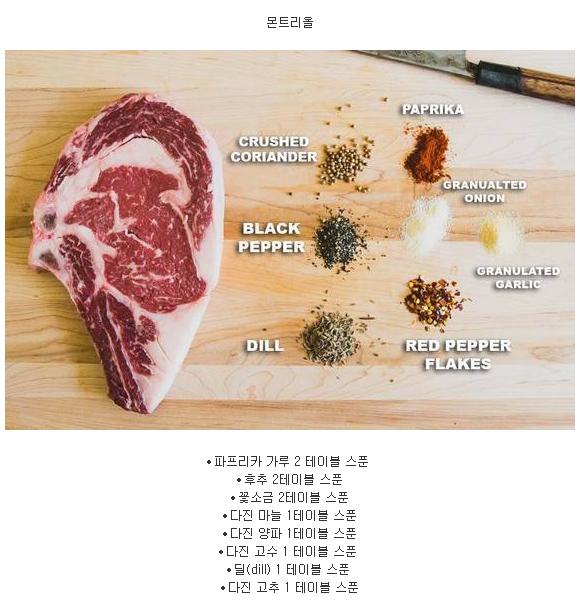 5 23 - 세계 지역별 가장 인기 있는 스테이크 시즈닝 TOP10