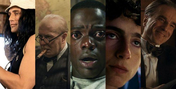 actors 750x380 - Oscar 2018: confira indicados e apostas dos críticos