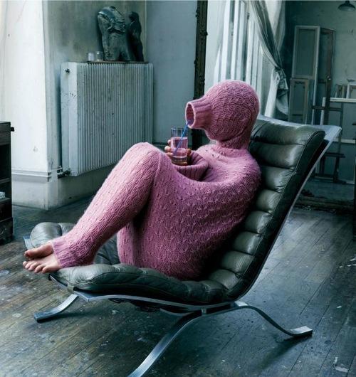 body stocking vincent fournier for henkel advertising - Por que as mulheres sentem mais frio que os homens, afinal?