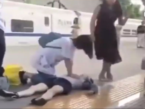 ebb3b8ebacb82 1 - Médico desiste de um importante teste de sua carreira para salvar a vida de uma estranha