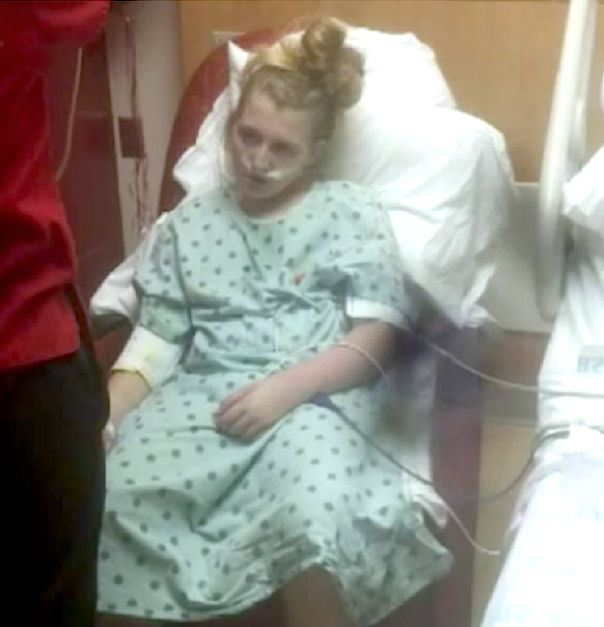 flu3 - Dad Says 11-Year-Old Daughter Diagnosed With Flu Seems Possessed By The Devil