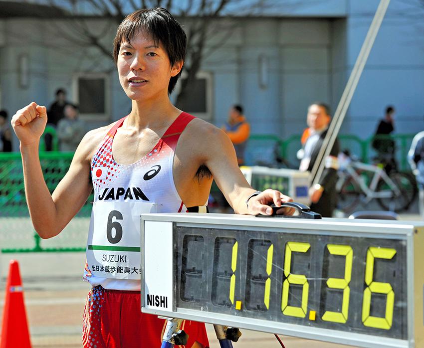 img 5a7d6b05e0d4f - 競歩世界記録・鈴木選手、強化費不正申請で資格停止