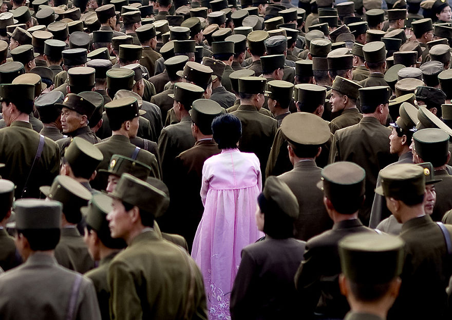 k1 - Illegal Photos Exposes the True Side of North Korea Under Kim Jong Un's Regime